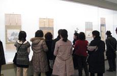 古川美術館 新春企画展「めでたづくし」初日
