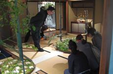 井野口守政氏作品(場所:大桐の間)