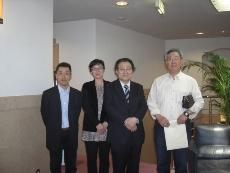 左より 渡辺直彦先生 濱田樹里先生 松村公嗣先生 鈴木喜家先生