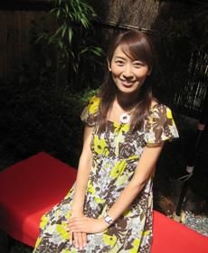 とっても素敵な中京テレビアナウンサーの我妻絵美さん☆