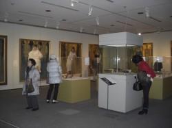 最終日 展示室の様子