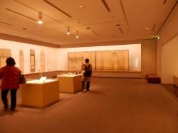 古川美術館展示室