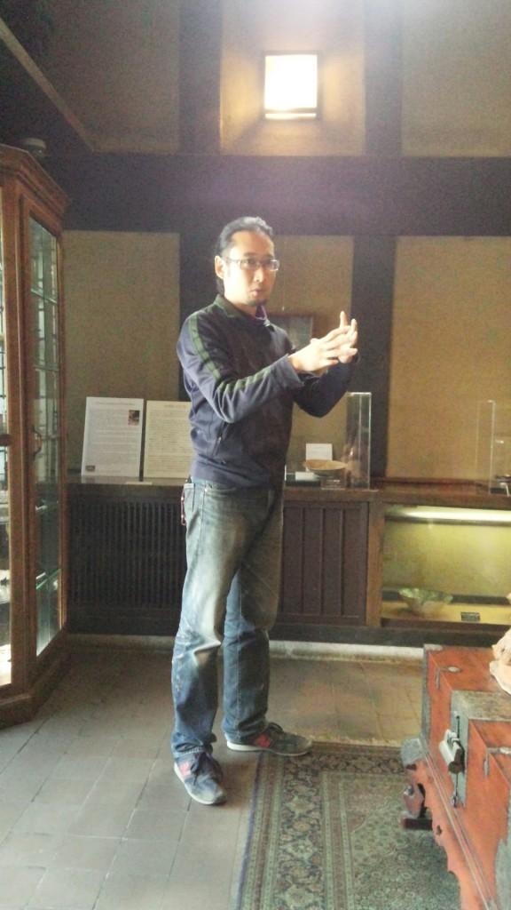 八代 加藤亮太郎先生